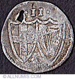 Image #2 of 2 Pence N.D. (1649-60)