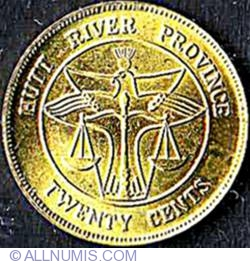 Image #2 of 20 Cents 1977