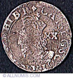 Image #1 of 20 Pence N.D. (1637).