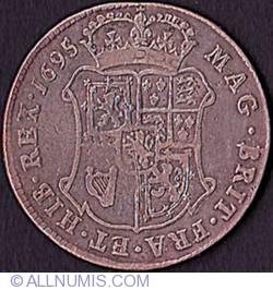 Image #2 of 20 Shillings (1 Pound) 1695