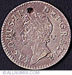 Image #1 of Maundy 4 Pence (1 Groat) 1687