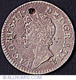 Imaginea #1 a Maundy 4 Pence (1 Groat) 1687