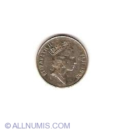 Image #2 of 5 Cents 1995