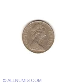 Image #2 of 10 Cents 1976