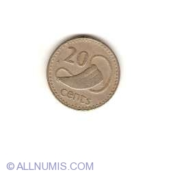 Image #1 of 20 Cents 1981