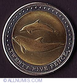 Image #2 of 25 Pence 2008