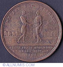 Image #2 of 1 Penny ND (1814)