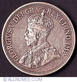 Image #1 of 45 Piastres 1928 - 50th Anniversary of British Rule