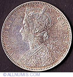 Image #1 of 1 Rupee 1892