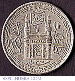 Image #2 of 4 Annas 1948 (AH 1368/39)
