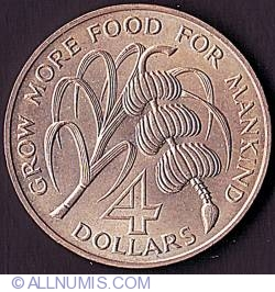 Image #2 of 4 Dollars 1970