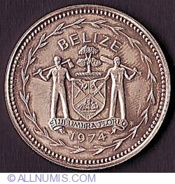 Image #1 of 1 Dollar 1974FM