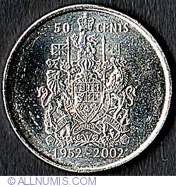 Image #2 of 50 Cents 2002 - Golden Jubilee