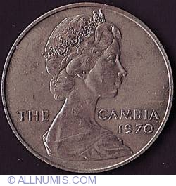 Image #1 of 8 Shillings 1970