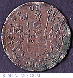 Image #1 of 1 Keping 1804 (AH 1219)