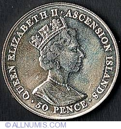 Image #1 of 50 Pence 2001