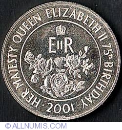 Image #2 of 50 Pence 2001