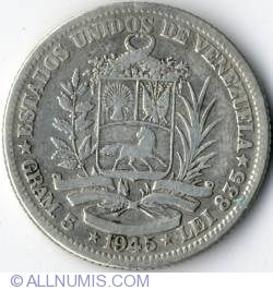 Imaginea #2 a 1 Bolivar 1945