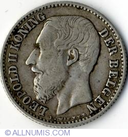 Image #1 of 1 Franc 1887 - Dutch