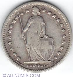 Image #1 of 1 Franc 1900