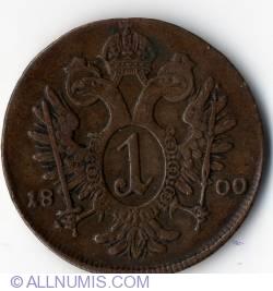 Image #2 of 1 Kreuzer 1800 B