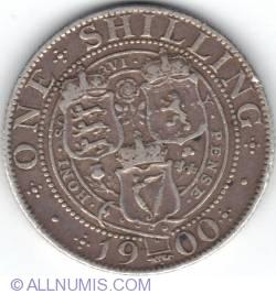 Shilling 1900