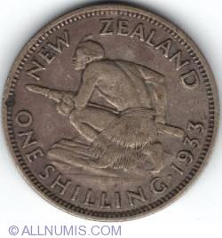 Image #2 of 1 Shilling 1933