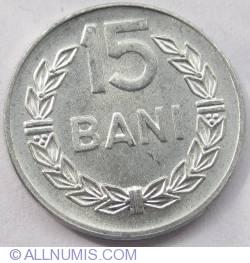 Imaginea #2 a 15 Bani 1975