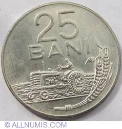 Imaginea #2 a 25 Bani 1966