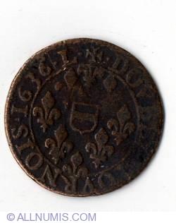 Double Tournois 1636