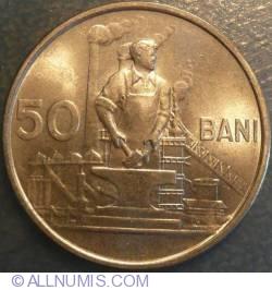 50 Bani 1956