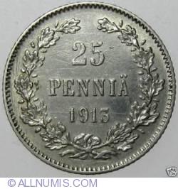 Image #2 of 25 Pennia 1913